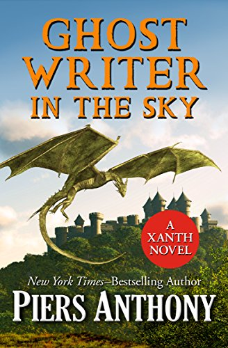 Ghost Writer in the Sky (The Xanth Novels)